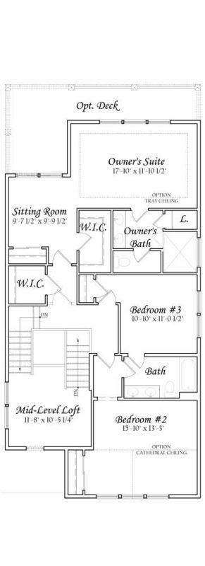 Bayview---Master---Floor-Plan---Upper-Level---Std---Full