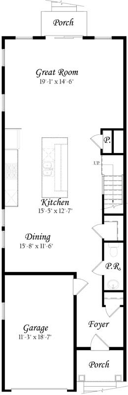 Clipper---Floor-Plan---Ground-Level---Standard---End---Full