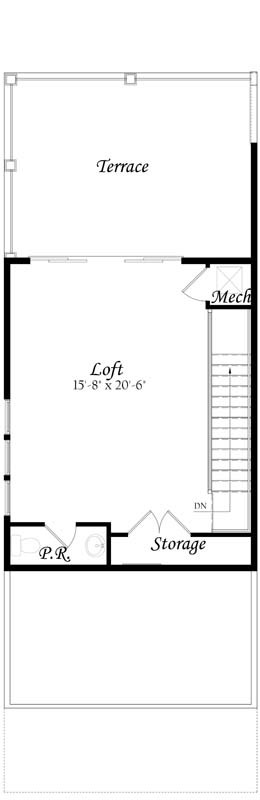 Clipper---Floor-Plan---Loft-Level---Opt-Loft-w-Opt-Terrace---End---Full