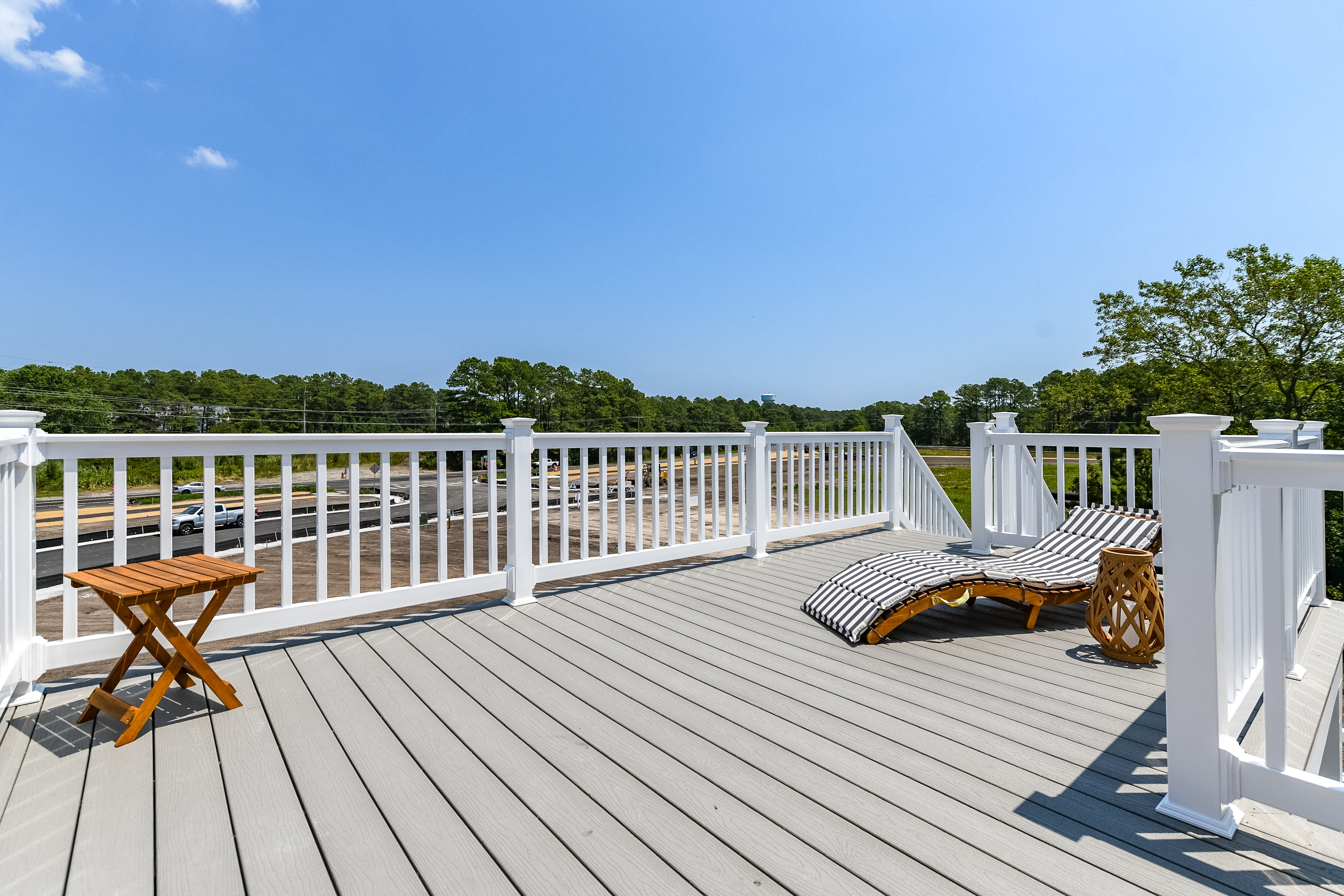 Sundeck and View of Sky Beyond