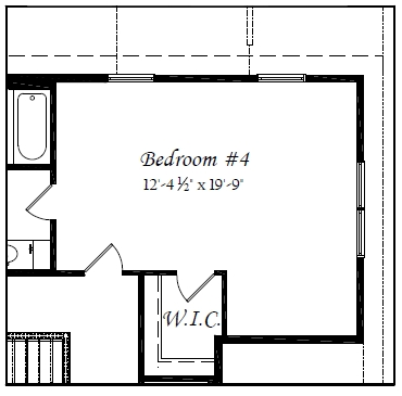 Optional Fourth Bedroom