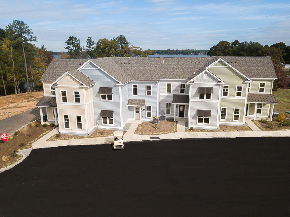 Southpointe Littleton NC by Evergreene Homes