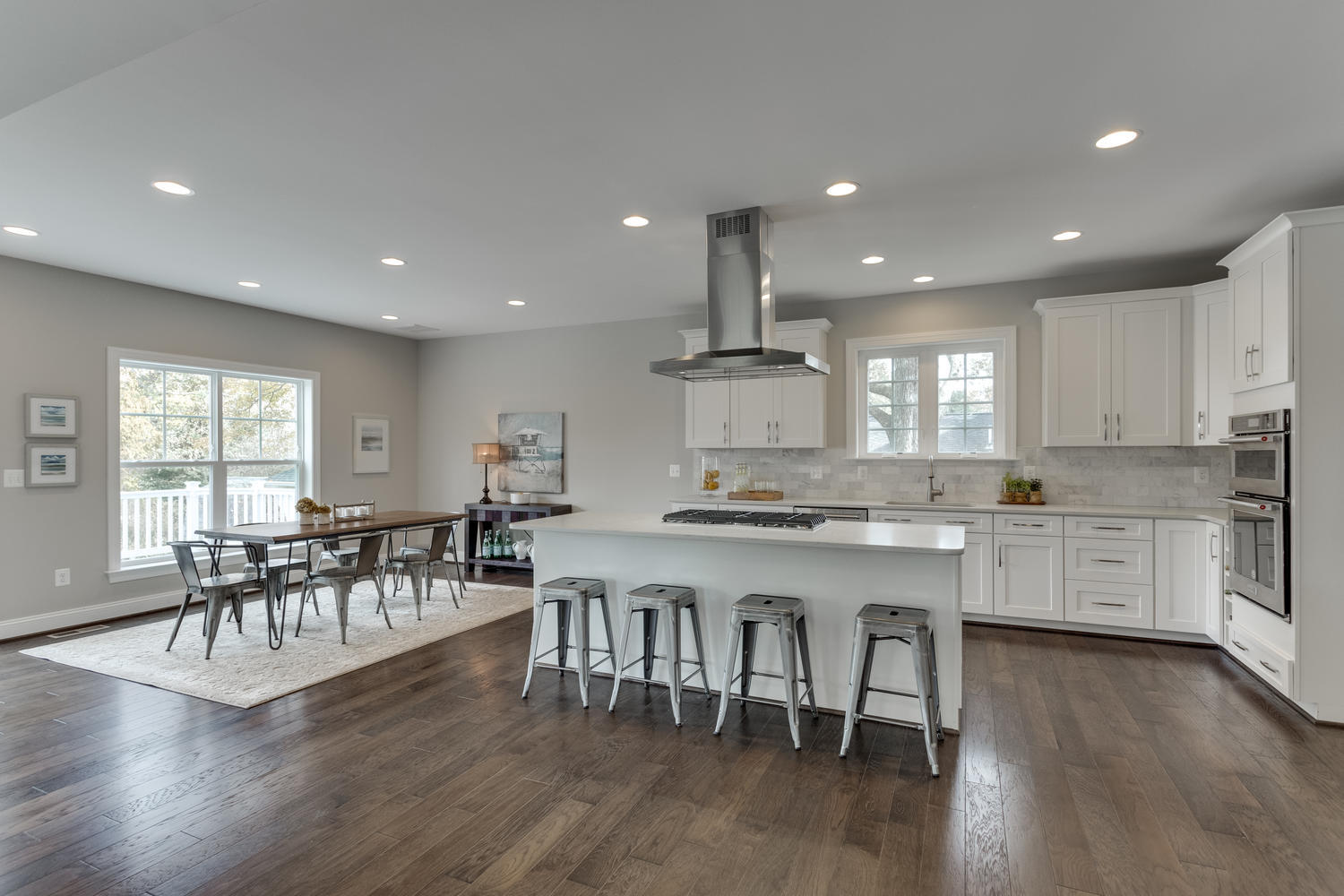 6632 Hallwood Ave Falls Church-large-027-29-KitchenBreakfast Area-1500x1000-72dpi