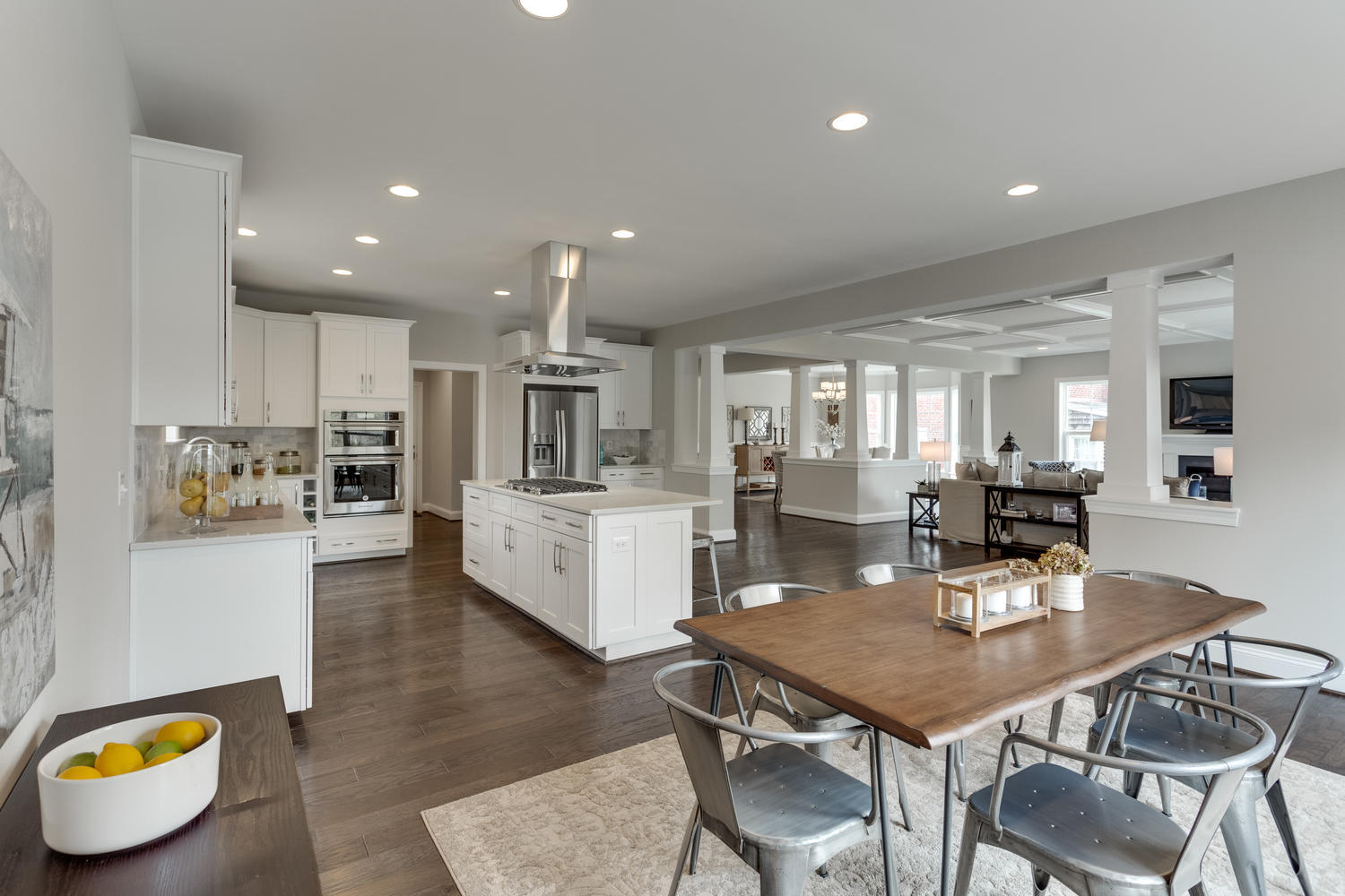 6632 Hallwood Ave Falls Church-large-030-48-KitchenBreakfast Area-1500x1000-72dpi
