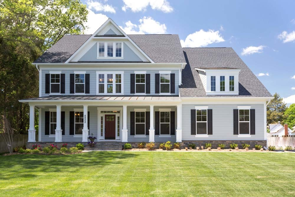 New homes for sale in northern va the chapman by for Chapman house