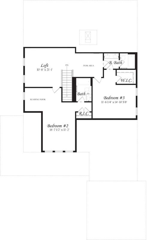 Falmouth---Master---Floor-Plan---Upper-Level---Rotated