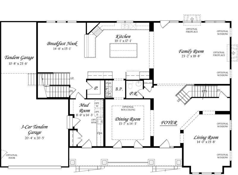 Georgetown---Master---Floor-Plan---Main-Level