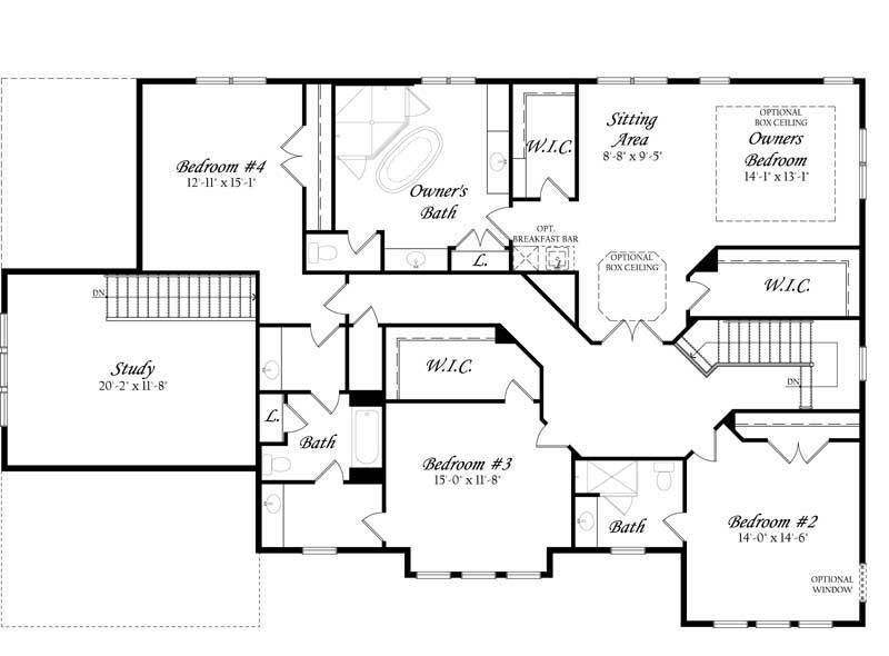 Georgetown---Master---Floor-Plan---Upper-Level