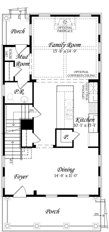 Guilford Vinehaven - Master - Floor Plan - Main Level