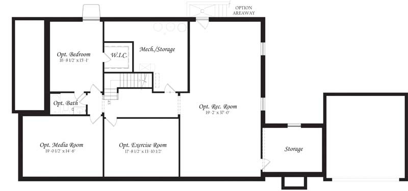 Monarch Nantucket Floor Plan Thefloors Co