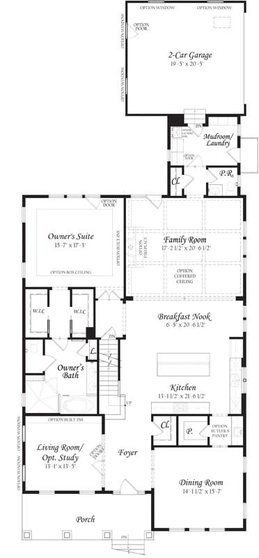 Nantucket---Master---Floor-Plan---Main-Level---Rotated
