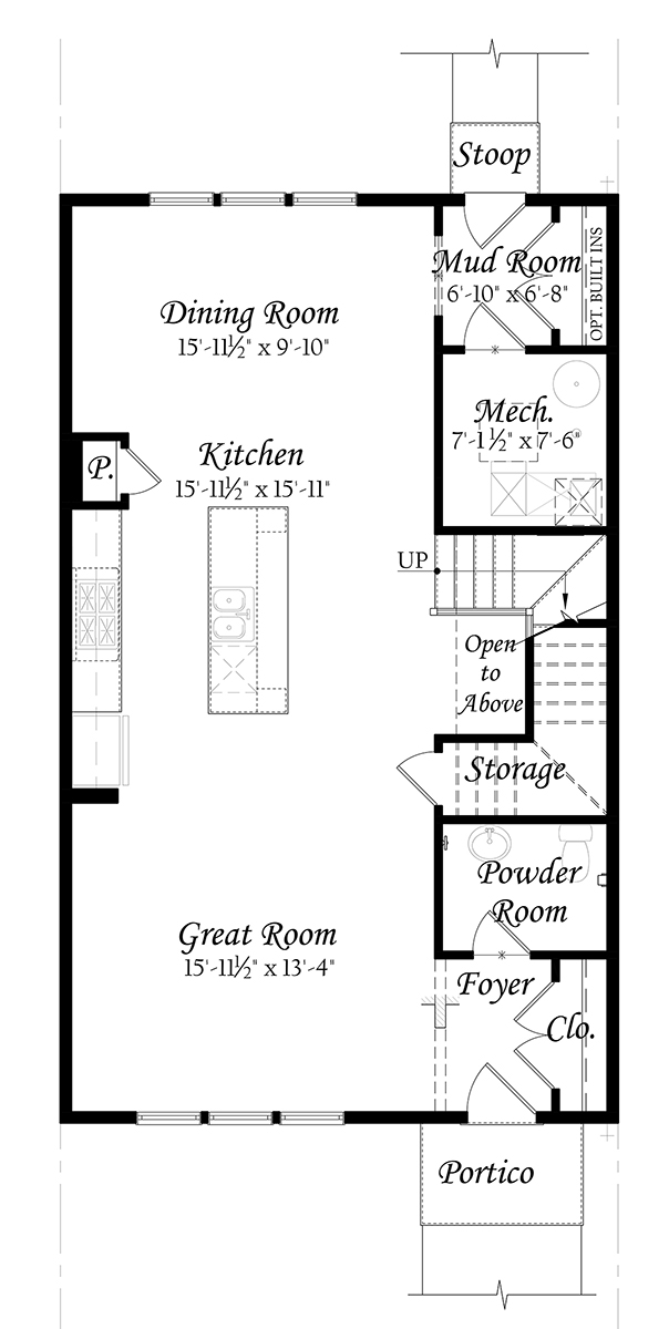 WEB Wentworth - Master - Floor Plan - Main Level - Full 91219