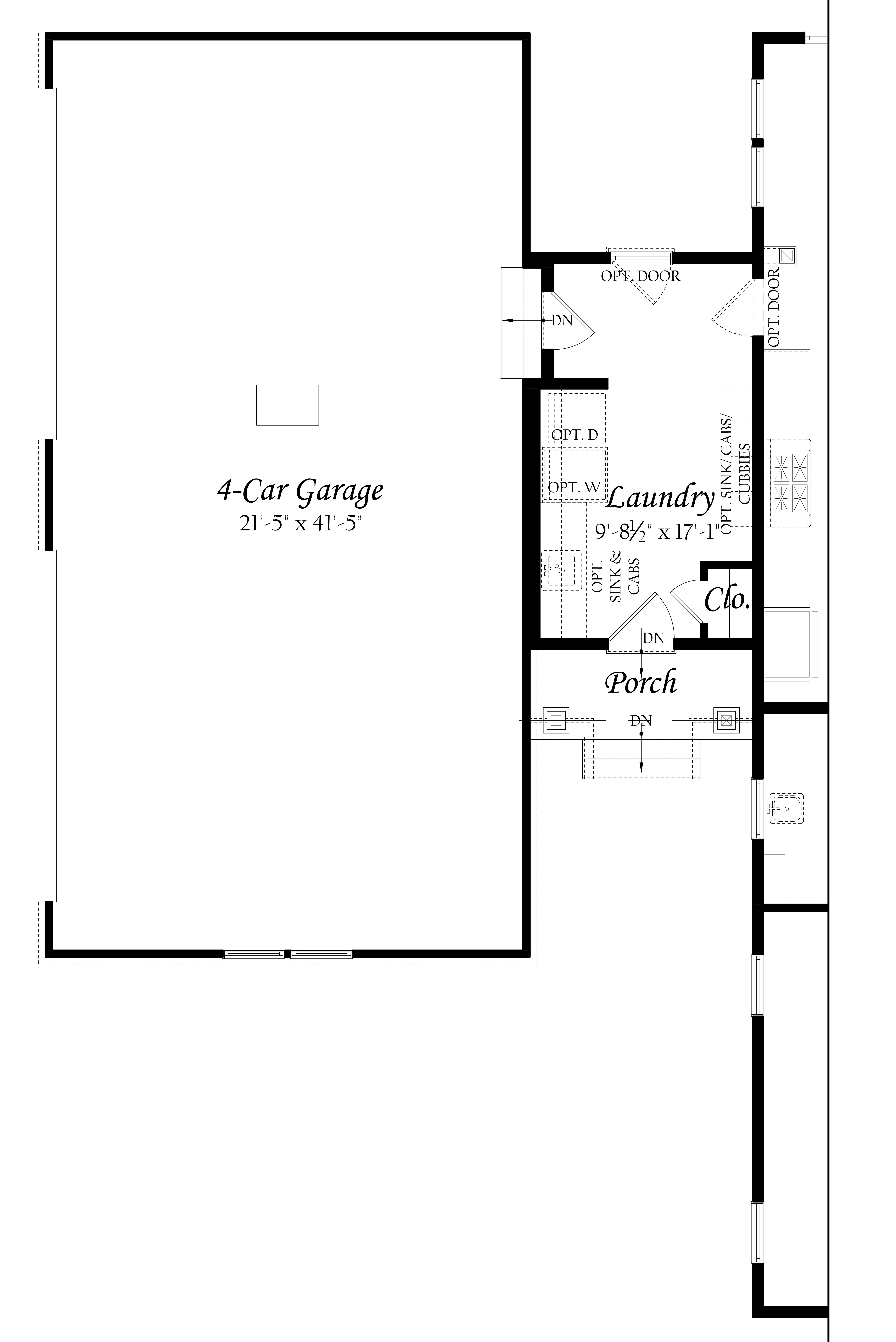 Robey | Evergreene Homes