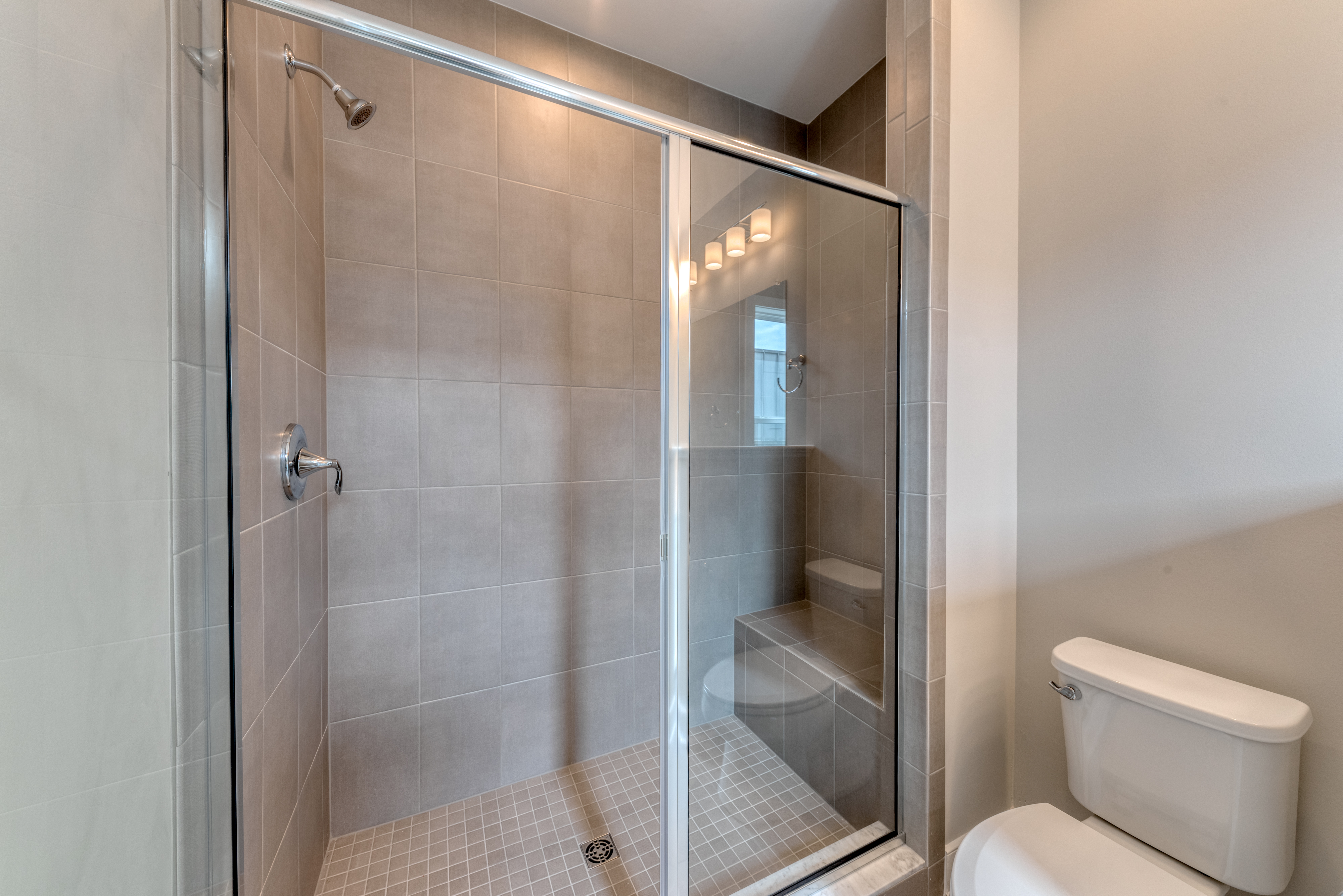 Semi-Frameless Shower Doors Brewers Crossing